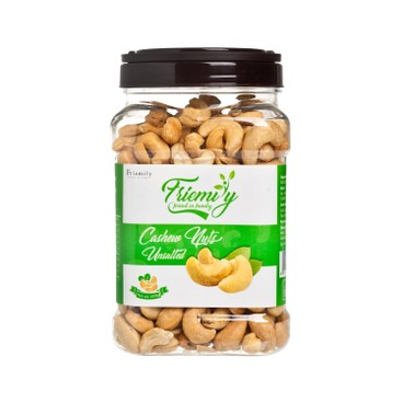 FRIEMILY - Roasted Cashews unsalted - 450G