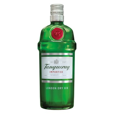TANQUERAY - Dry Gin - 75CL