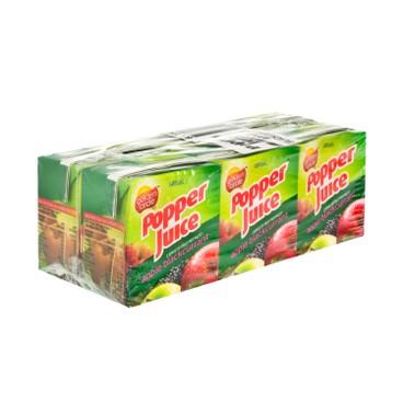 POPPER - 蘋果黑加侖子汁(迷你裝) - 150MLX6