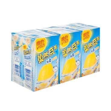 VITA 維他 - 菓然系冰震檸檬茶 - 250MLX6