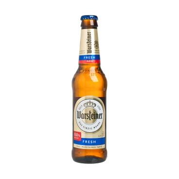 WARSTEINER - BEER-ALCOHOL FREE - 330ML