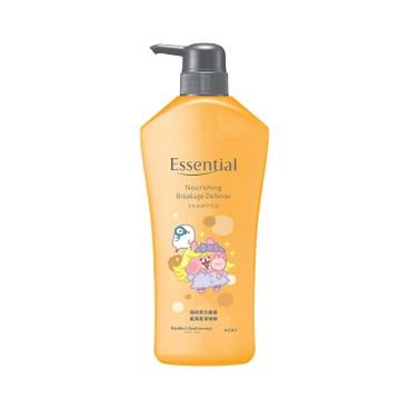 ESSENTIAL - 柔韌防斷髮洗髮露 (新舊包裝隨機發放) - 700ML
