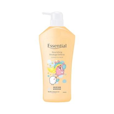 ESSENTIAL - 柔韌防斷髮護髮素(新舊包裝隨機發放) - 700ML