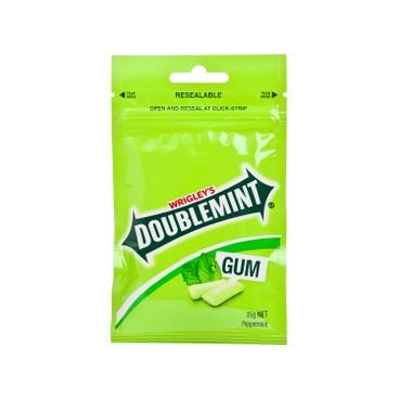 WRIGLEY - Doublemint Gum - 25'S