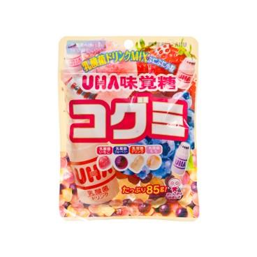 UHA - 軟糖-乳酸菌果汁 - 85G