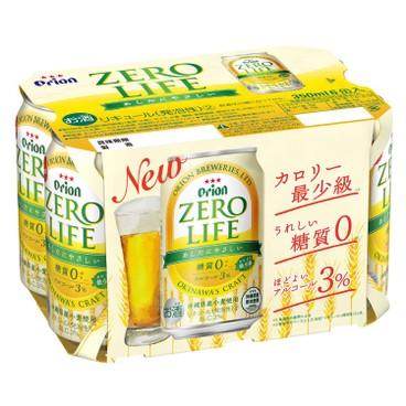 ORION - ZERO LIFE - 350MLX6