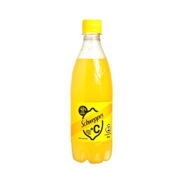 玉泉 - +C檸檬梳打 - 500ML