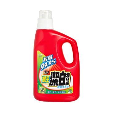 LION TOP - Antibacterial Liquid Detergent floral - 2L