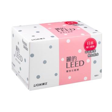 LEED - Beauty Puff Purple - 100'S
