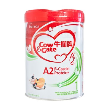 COW & GATE - A 2 Β Casein Protein Infant Formula 1 - 900G