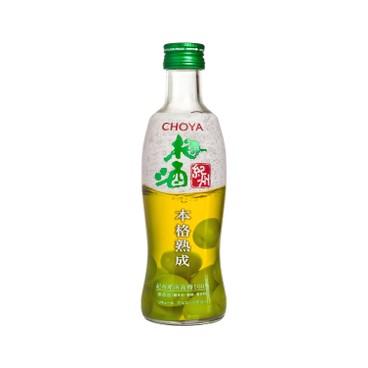 CHOYA 蝶矢 - 紀州梅酒-本格熟成 - 300ML
