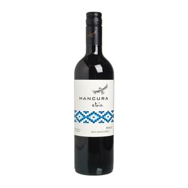 MANCURA ETNIA - RED WINE - MERLOT - 750ML