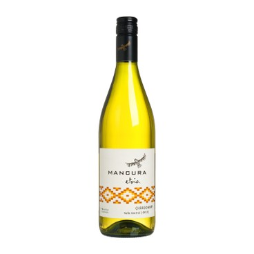 MANCURA ETNIA - WHITE WINE - CHARDONNAY - 750ML
