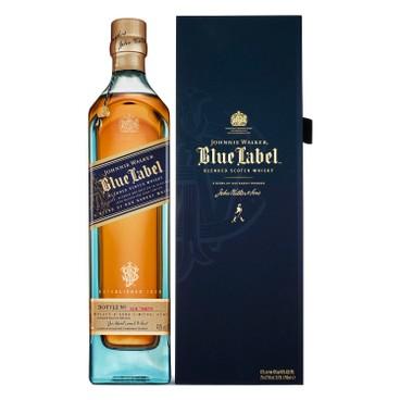 JOHNNIE WALKER - BLUE LABEL - 75CL