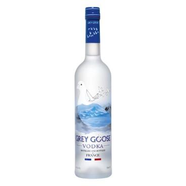 GREY GOOSE - VODKA-ORIGINAL (WITH MARTINI EXTRA DRY MINIATURE) - 700ML