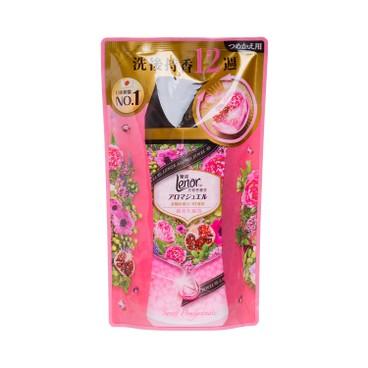 LENOR - 衣物芳香豆-甜花石榴香(補充包) - 455ML