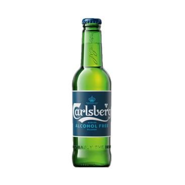 嘉士伯 - 啤酒-0.0% (無酒精) - 330ML