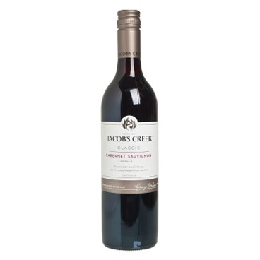 JACOB'S CREEK(PARALLEL IMPORT) - Cabernet Sauvignon classic - 750ML