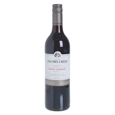 JACOB'S CREEK(PARALLEL IMPORT) - Shiraz Cabernet classic - 750ML