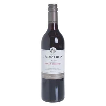 JACOB'S CREEK傑卡斯(平行進口) - 經典切拉子赤霞珠紅酒 - 750ML