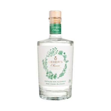 CEDER'S - 氈酒-經典 (無酒精) - 500ML