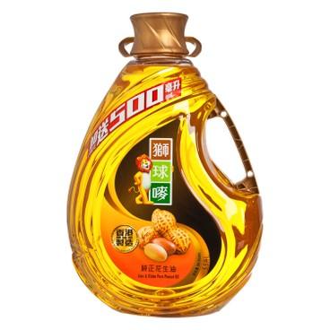 獅球嘜 - 花生油 (增量裝) - 5.5L