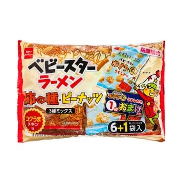 童星 - 混合點心麵-特濃柿之種 - 144G