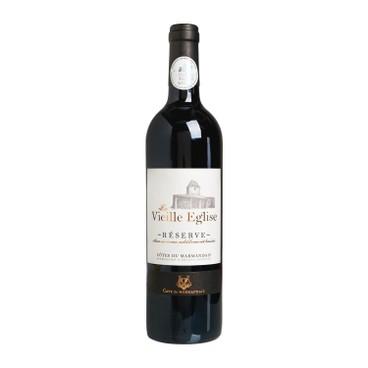 LA VIEILLE EGLISE - 珍藏紅酒- AOC CÔTES DU MARMANDAIS - 750ML