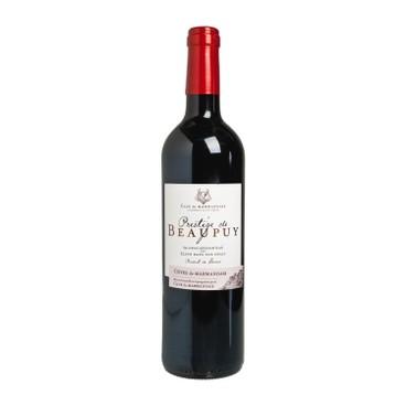 PRESTIGE DE BEAUPUY - 紅酒-AOC CÔTES DU MARMANDAIS - 750ML