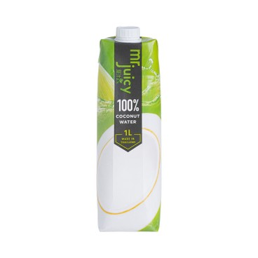 MR. JUICY - 100 Coconut Water - 1L