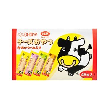 FOUR SEAS - Cheese Fish Snack - 134.4G
