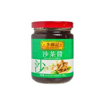 LEE KUM KEE - Sa Cha Sauce - 198G