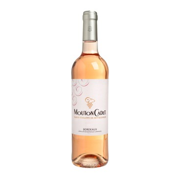 B.P.R. MOUTON CADET - 紅酒-玫瑰 - 750ML