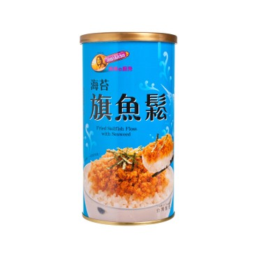 MOM'S KITCHEN - Fried Sailfish Floss With Seaweed - 200G