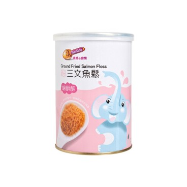 MOM'S KITCHEN - Ground Fried Salmon Floss - 160G