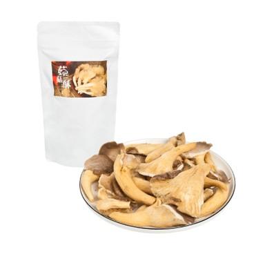 午後小食光 - 菇菇酥-原味秀珍菇 - 50G
