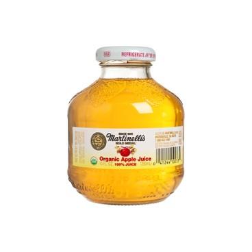 馬天尼 - 100%有機純蘋果汁 - 296ML