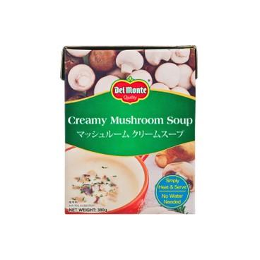 DEL MONTE - Creamy Creamy Mushroom Soup - 380G