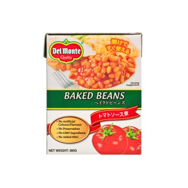 地捫 - 茄汁焗豆(紙盒裝) - 380G