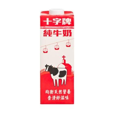 十字牌 - 全脂純牛奶 - 1L