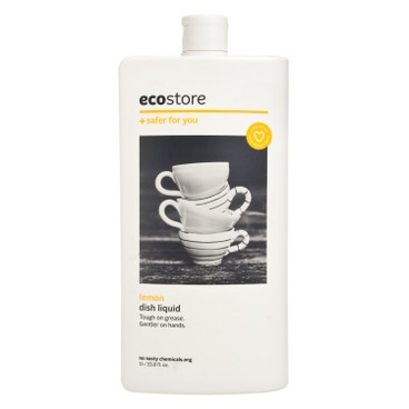 ECOSTORE(PARALLEL IMPORT) - Dishwash Liquid Lemon - 1L