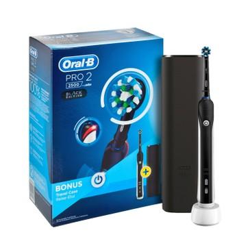 ORAL-B - Pro 2500 Power Brush black - PC