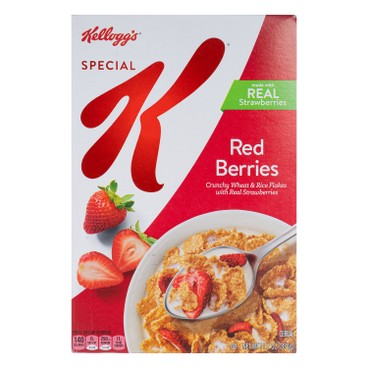 KELLOGG'S SPECIAL K - Red Berry Cereal - 331G