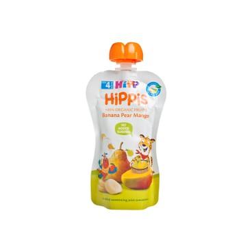 HIPP - Organic Banana Pear Mango - 100G