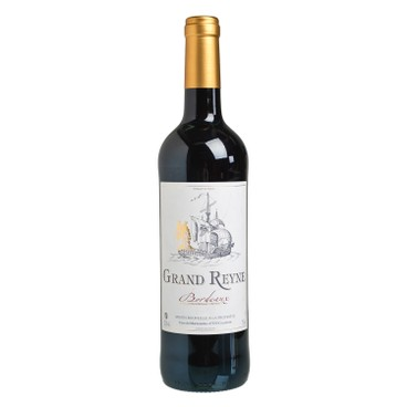 GRAND REYNE - Aoc Bordeaux Rouge - 750ML