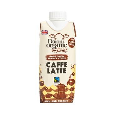 DAIONI 綠牛牛 - 有機牛奶咖啡 - 330ML