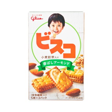 GLICO - Biscuits wheat Germ - 76G