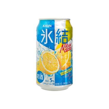 麒麟 - 冰結果汁汽酒-檸檬 - 350ML
