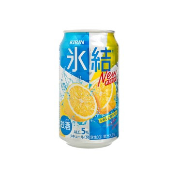 KIRIN - Hyoketsu Beer lemon - 350ML