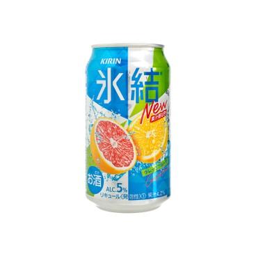 麒麟 - 冰結果汁汽酒-西柚 - 350ML